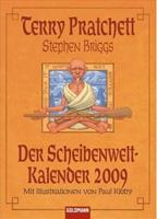 Buchcover: Der Scheibenwelt-Kalender