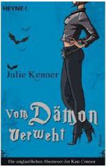 Buchcover: Julie Kenner - Vom Dämon verweht
