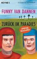 Buchcover: Funny van Dannen – Zurück im Paradies