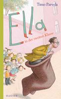 Buchcover: Timo Parvela – Ella in der zweiten Klasse