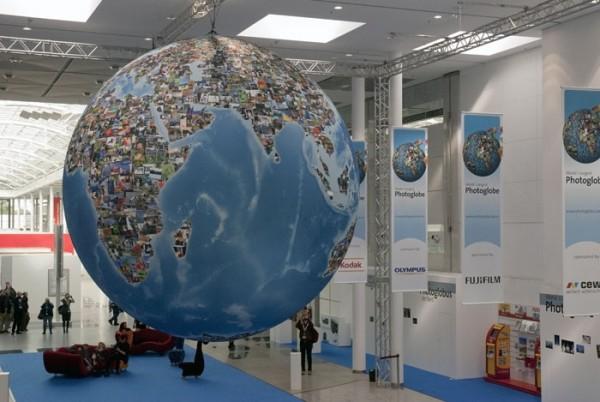 größter Fotoglobus der Welt