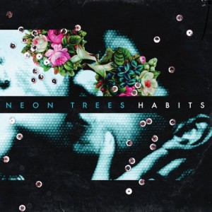 Cd-Cover: Neontrees - Habits