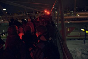 Kunstwerk Brücke