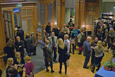 Kulturjahr jetzt auch im Kunstmuseum eröffnet.