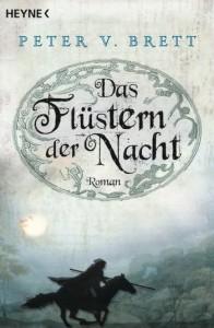 Buchcover: Peter V. Brett - Das Flüstern der Nacht