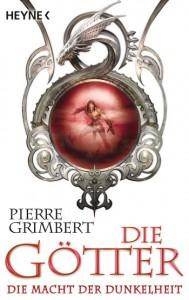 Buchcover: Pierre Grimbert - Die Macht der Dunkelheit