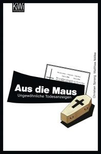Buchcover: Christian Sprang - Aus die Maus