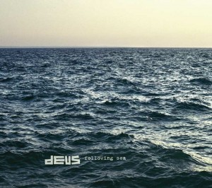 Cd-Cover: dEUS - Following Sea