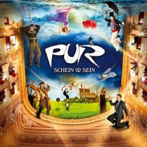 Pur Schein & Sein, Cover