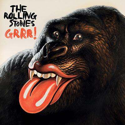 Rolling Stones Grrr! Cd-Cover