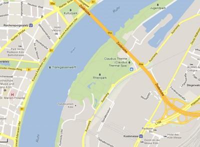 Köln an der Ruhr