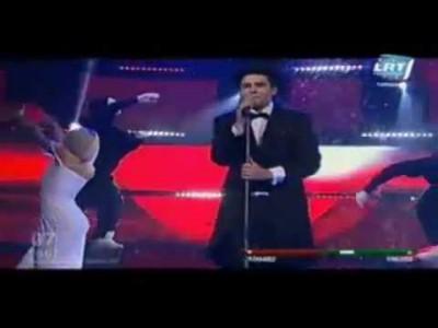 ESC 2013: Litauen – Andrius Pojavis mit Someday