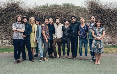 Edward Sharpe And The Magnetic Zeros - Foto: Universal Music