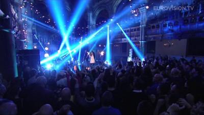 ESC 2014: Großbritannien – Molly