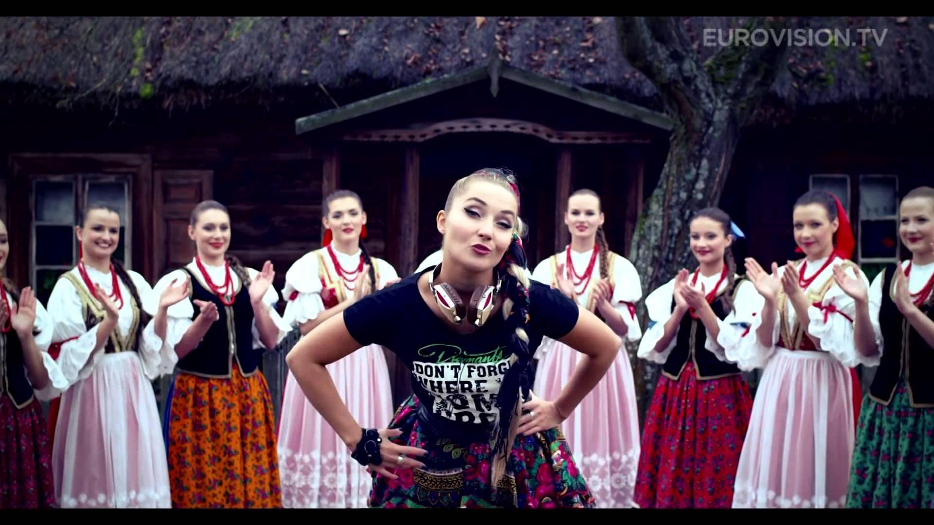 ESC 2014: Polen – Donatan & Cleo