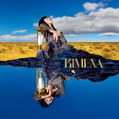 Kimbra Golden Echo Album Cover