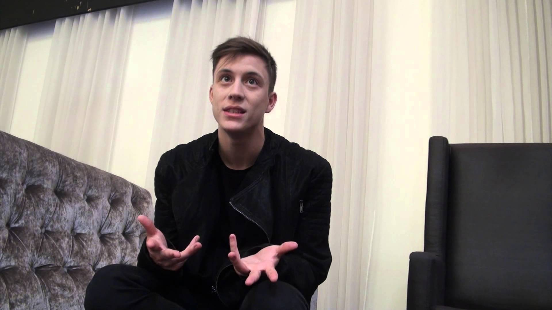 Interview mit Loïc Nottet