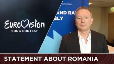 Rumänien vom ESC ausgeschlossen